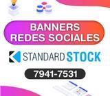 Diseño Banners Publicidad para redes sociales, facebook, pagina web