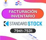 Standard Stock, Sistema Control de Inventario, facturacion