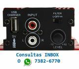 Amplificador de Audio para Automóvil