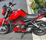 Benelli 25 - 250cc 2018