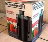 EXTRACTOR BLACK AND DECKER NUEVOEN CAJA