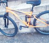 Bicicletas Rin 26 Mongoose