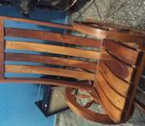 Mesedora de madera