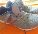 Zapatos New Balance Talla 8 Original