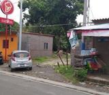 Vendo Terreno en Conchalio, La Libertad, con locales construidos