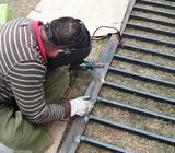 fabricación y reparación de todo tipo de portones chapas