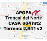 Apopa Troncal del Norte zona comercial