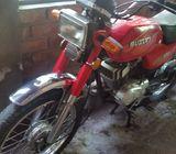 Vendo partes de moto suzuki ax100