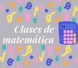 Clases de matemática personalizadas
