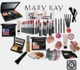 Maquillaje liquido y polvo compacto Mary kay