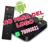 Tv Box No Pasa Del Logo La Reparamos