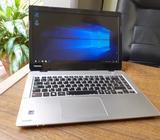Laptoo Toshiba Core I3 Teclado Iluminado