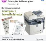 Fotocopias Print R&G