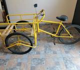 Bicicleta de Trabajo O Triciclo de Carga