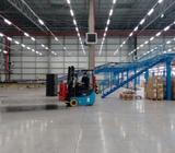 Disponible ABRIL 2020 - 15,000 m2. Centro de Distribución