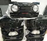 Equipo Panasonic Sa-akx660