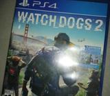 Watch Dogs 2 Ps4 Cambio por Otro O Cel