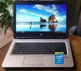 Laptop Hp Core I5 Cuarta Gen Ssd 256gb