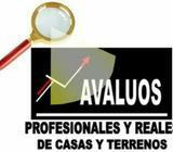 Valuos de Casas Y Terrenos