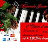 Clases de Piano en San Salvador