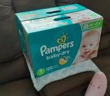 Pampers Talla 1