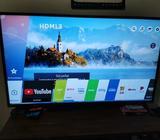 Smart Tv Lg 4K/Hdr 55 Pulgadas