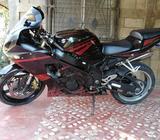 Vendo Moto Suzuki Gsxr 600
