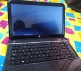 Laptop Hp 4 Gb Ram, Aprovecha Como Nueva