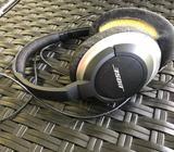 Vendo audífonos BOSE AE2