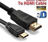 Cable miniHDMI Audio/Video para Cámara Digital/Tablet