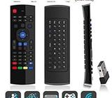 Air mouse Wireless Keyboard Smart Tv/Tv Box/Laptop/Pc/Consola de Videojuegos