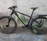 Bicicleta Montañesa de Aluminio