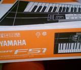 Teclado Yamaha Totalmente Nuevo