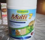 Multi 7, Fibras Naturales