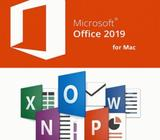 Office 2019 para mac