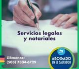 Abogados y Notarios El Salvador