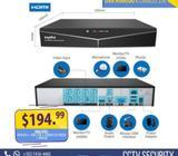 Grabador DVR Hibrido 5en1 8CH 1080N 2TB