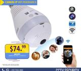 Compartir Guardar Camara IP WIFI 360 tipo foco