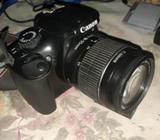 Vendo Camara Canon 350