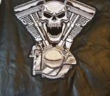Jacket para Moto Manga Corta