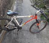 Bicicleta Montañesa Shimano Rin 26 125 F