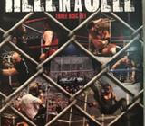 WWE Hell in a cell DVD - 3 discos