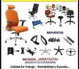 Ya No Bote su sillas ergonomicas nosotros le tenemos solucion bolsillo y venta de mobiliario y serv