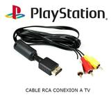 Cable Audio/Video PlayStation 3 Y PlayStation 2