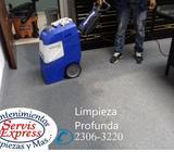 LIMPEZA PROFUNDA DE ALFOMBRAS FIJAS Y SUELTAS EN SAN SALVADOR