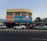Edificio en venta, frente a la alcaldía de San Salvador