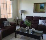 ALQUILO APARTAMENTO BOSQUES DE SAN BENITO, AMUEBLADO, sala, comedor, cocina con pantries, 3 habitaci