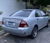 Toyota corolla de agencia 2007
