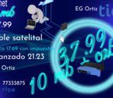 Servicios tigo cable internet