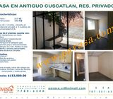 Casa en venta, Antiguo Cuscatlan 2 niveles.